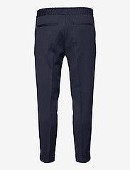 Filippa K - M. Terry Gabardine Pants - formele broeken - dark blue - 1