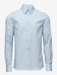 Filippa K - M. Paul Stretch Shirt - formele overhemden - light blue - 0