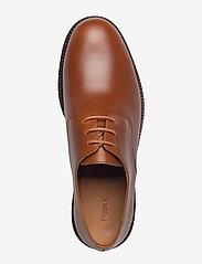 Filippa K - M. Allen Derby - laced shoes - rust - 3
