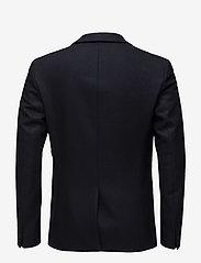 Filippa K - M. Rick Wool Jacket - blazers met enkele rij knopen - navy - 1
