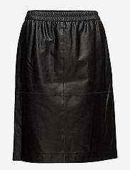 Filippa K - Agnes Leather Skirt - black - 0
