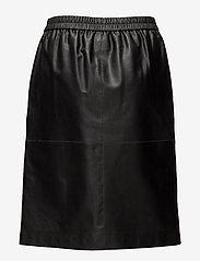 Filippa K - Agnes Leather Skirt - black - 1