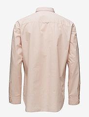 Filippa K - M. Peter Washed Poplin Shirt - formele overhemden - dusty pink - 1
