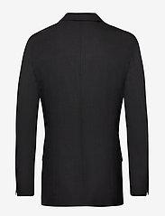 Filippa K - M. Rick Wool Jacket - marynarki jednorzędowe - black - 1