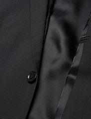 Filippa K - M. Rick Wool Jacket - marynarki jednorzędowe - black - 4