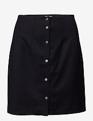 Filippa K - Twill Skirt - jupes courtes - navy - 0