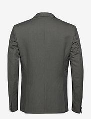 Filippa K - M. Rick Linen Blazer - colberts - green grey - 1