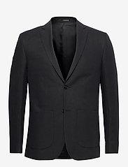 Filippa K - M. Rick Linen Blazer - single breasted blazers - mint powde - 0