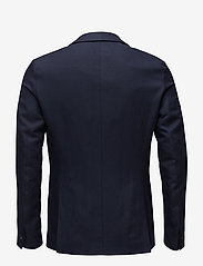 Filippa K - M. Rick Linen Blazer - single breasted blazers - navy - 1