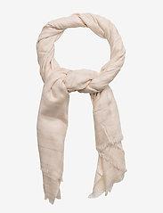Filippa K - Soft Wrap scarf - scarves - bisque - 0