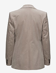 Filippa K - Katie Cord Jacket - suits & co-ords - stone - 1