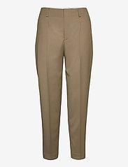 Filippa K - Karlie Trouser - broeken med straight ben - grey taupe - 0