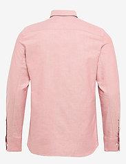 Filippa K - M. Tim Oxford Shirt - chemises basiques - pink cedar - 1