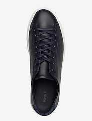 Filippa K - M. Morgan Low Mix Sneaker - låga sneakers - navy - 3