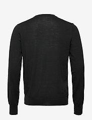 Filippa K - M. Merino Sweater - knitted round necks - black - 1