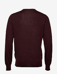 Filippa K - M. Merino Sweater - pulls col rond - deep shira - 1