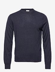 M. Merino Sweater - NAVY