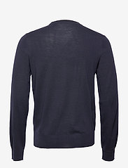 Filippa K - M. Merino Sweater - rund hals - navy - 1