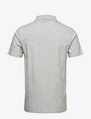 Filippa K - M. Lycra Polo T-Shirt - korte mouwen - light grey - 1