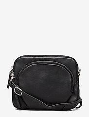 Filippa K - Mini Leather Bag - sacs à bandoulière - black - 0
