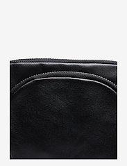 Filippa K - Mini Leather Bag - sacs à bandoulière - black - 3
