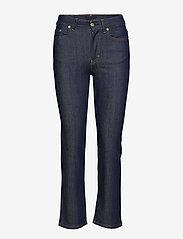 Filippa K - Stella Raw Jean - straight jeans - dark blue - 0