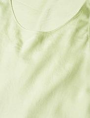 Filippa K - Long Satin Slip dress - kveldskjoler - pale lime - 2