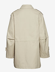 Filippa K - Tribeca Coat - lette frakker - ivory - 1