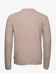 Filippa K - M. Tobias Sweater - basic strik - khaki beig - 1