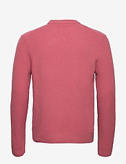 Filippa K - M. Tobias Sweater - basic strik - pink cedar - 1