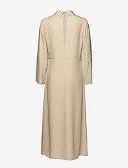 Filippa K - Vanessa Silk Dress - kveldskjoler - ecru - 1