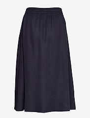 Filippa K - Juliet Skirt - midinederdele - deep blue - 1
