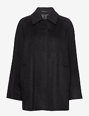 Filippa K - Montreal Coat - uldfrakker - black - 0