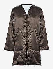 Filippa K - York Coat - quiltede jakker - dark oak - 0