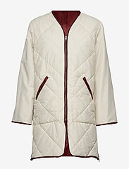 Filippa K - York Coat - quiltede jakker - pure red - 5