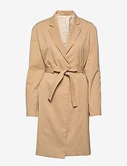 Filippa K - Amie Jacket - lette frakker - dark khaki - 0