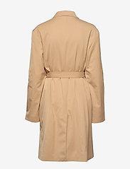 Filippa K - Amie Jacket - light coats - dark khaki - 1