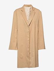 Filippa K - Amie Jacket - light coats - dark khaki - 6