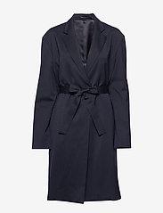 Filippa K - Amie Jacket - light coats - deep blue - 0