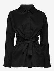 Filippa K - Seine Jacket - lette jakker - black - 0