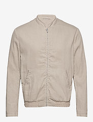 Filippa K - M. Kiruna Jacket - vindjakker - grey beige - 0