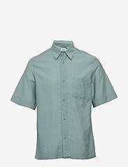 Filippa K - M. Owen Shirt - chemises basiques - mint powde - 0