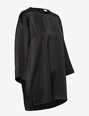 Filippa K - Lydia Top - basic t-shirts - black - 3