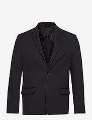 Filippa K - M. Harrison Cotton Blazer - enkeltradede blazere - navy - 0