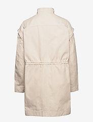 Filippa K - Kailee Jacket - lette frakker - ivory - 2