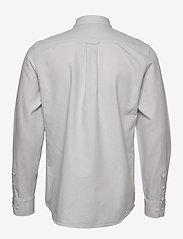 Filippa K - M. Lewis Linen Shirt - basic overhemden - sterling g - 1