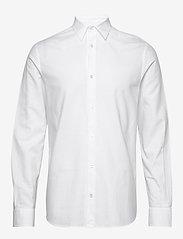 Filippa K - M. Lewis Linen Shirt - basic overhemden - white - 0