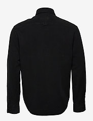 Filippa K - M. Zachary Tencel Shirt - basic overhemden - almost bla - 1