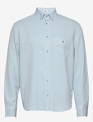 Filippa K - M. Zachary Tencel Shirt - chemises basiques - pale blue - 0