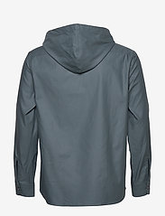 Filippa K - M. Kit Hooded Jacket - kurtki-wiosenne - charcoal b - 2